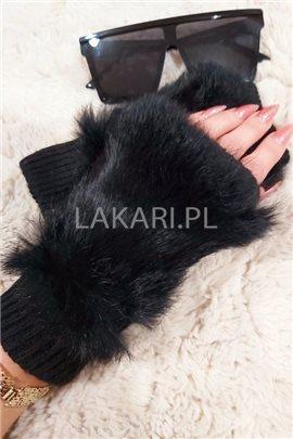 Rękawiczki D001 czarne